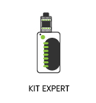 kit expert cigarette electronique