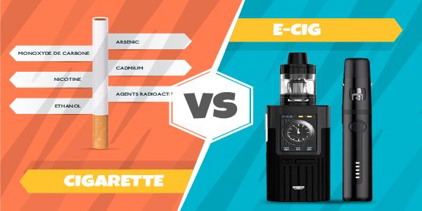 Pourquoi choisir la cigarette électronique?